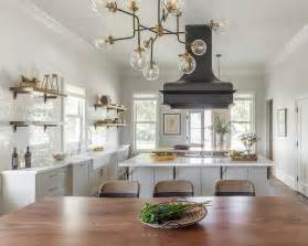 Kitchen Island With Vent by Black Kitchen Vent With Black Center Island