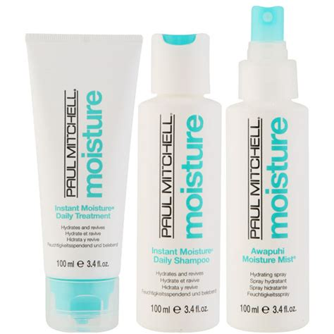 paul mitchell  home moisture kit  products  shipping