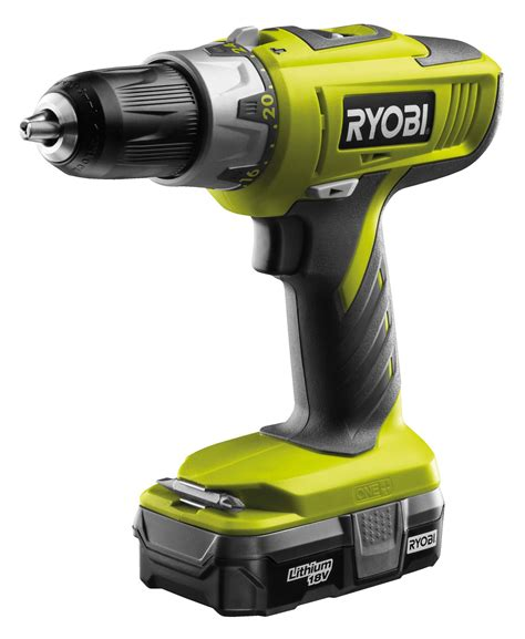 bathroom sinks and cabinets ideas ryobi one cordless 18v 1 3ah li ion combi drill 1 battery