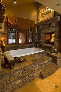 how to advertise rental property for free rustic master bathroom with stacked stone fireplace