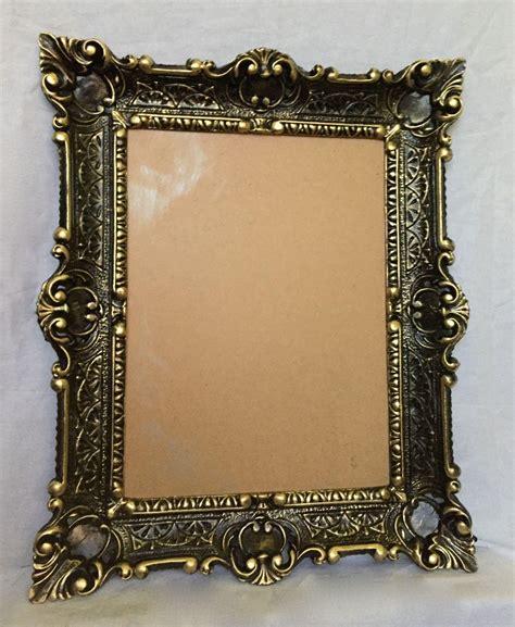 gold bilderrahmen bilderrahmen schwarz gold barock glas gem 228 lde spiegel fotorahmen 56x46 antik kaufen bei
