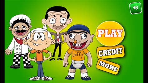 Jeffy Puppet Vs Mr Pean Vs Chef Pee Pee 1.0 Apk
