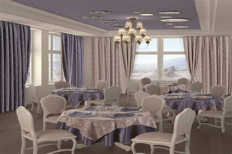 Restaurant interior design - Planting classic style