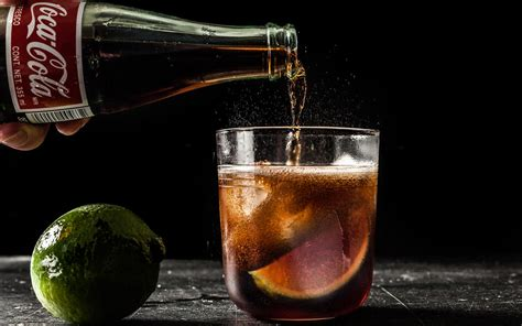 cuba libre rum  coke recipe chowhound
