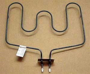 Lower Bake Heating Unit Element For Ge Wb44t10018 Range