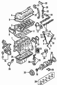 2000 Nissan Sentra Engine Diagram