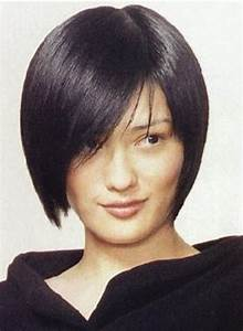 Coupe De Cheveux Pour Visage Long : coiffure femme visage rond informations conseils et photos ~ Melissatoandfro.com Idées de Décoration