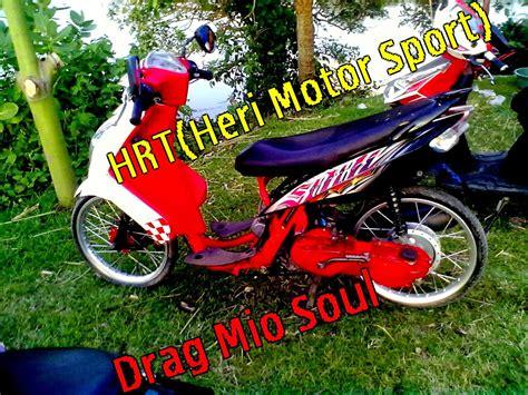 Motor Drag Mio Sporty modifikasi motor mio sporty drag thecitycyclist