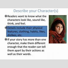 Ppt  Fictional Narrative Writing Powerpoint Presentation Id2588206