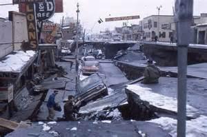 Great Alaska Earthquake 1964