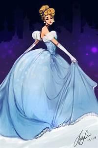 How To Start A Letter To A Friend Classic Cinderella Cinderella Fan Art Popsugar Love