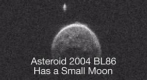 News | Asteroid That Flew Past Earth Has Moon