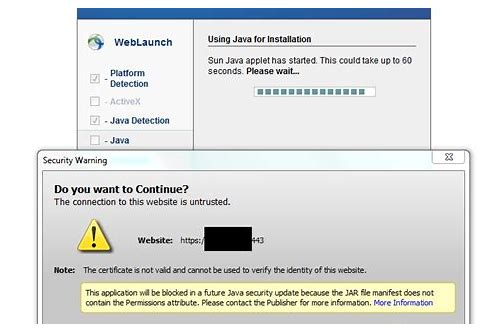 download security lock for java