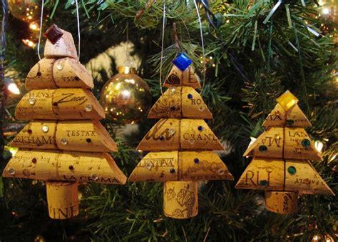 Lavoretti di Natale con tappi di sughero (Foto) Tempo Libero PourFemme