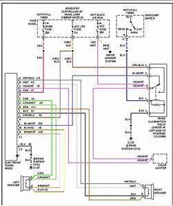 1990 Toyota Pickup Stereo Wiring Diagram