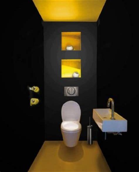 des wc noir une couleur d 233 co pour les toilettes