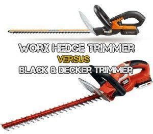 Potting Mix Vs Garden Soil by Worx Vs Black And Decker Trimmer Read Our Detailed