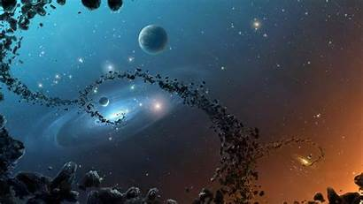 Galaxy Moon Space Wallpapers Backgrounds Desktop Mobile