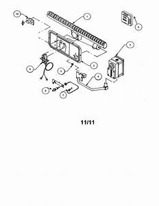 Williams Wall Furnace Parts