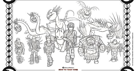 httyd coloring page  printable activity mama likes