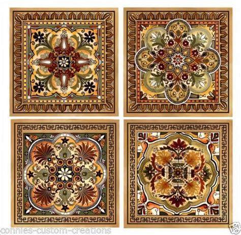 Italian Ceramic Tiles  Ebay