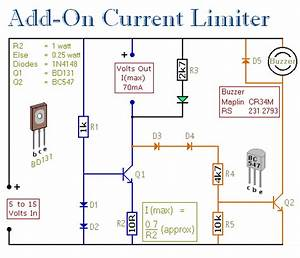 How To Build An Add-on Current Limiter For Your Psu