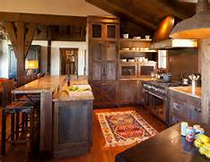 Rustic Kitchen Designs by Rustic Country Kitchen Design