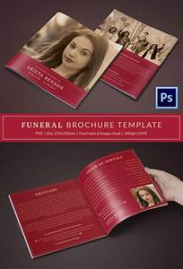 Free Template For Flyer 39 Funeral Program Templates Pdf Psd Docs Funeral