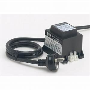 hpm 12v 60w garden light transformer i n 4374665 With outdoor lighting transformer bunnings