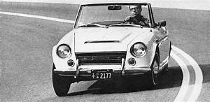 1968 Car  U0026 Driver Road Test  Datsun 2000 Roadster
