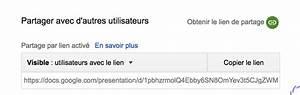 drive les liens de partage personnalisation des url With partage de documents google drive