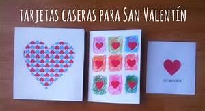 Tarjetas de 14 de febrero hechas a mano Imagui