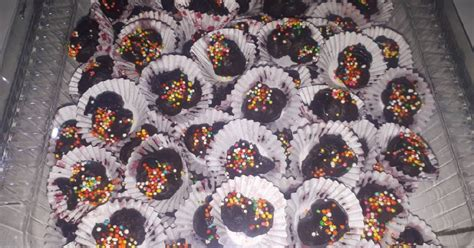 resep cokelat coco crunch enak  sederhana cookpad