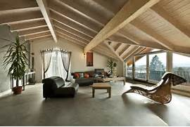 Medium Attic Living Room Design Stylish Design Wooden Loft Ethnic Furniture Chairs Living Room