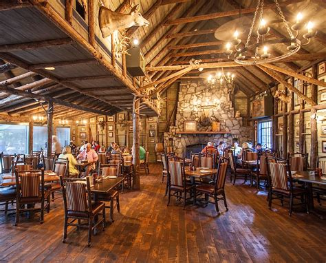 mo cuisine restaurants in branson mo big cedar lodge