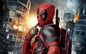 Marvel Deadpool Movie Wallpapers