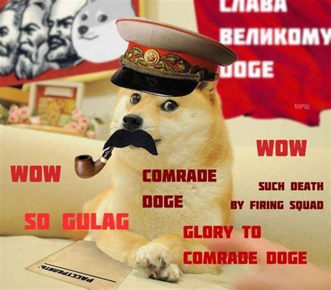 Soviet Яussian Doge