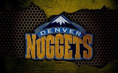 wallpapers denver nuggets  logo nba