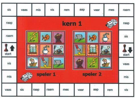 Veilig Leren Lezen Kern 1 Werkbladen by Lezen Vll Vis Kern 1 Spel Onderwijs