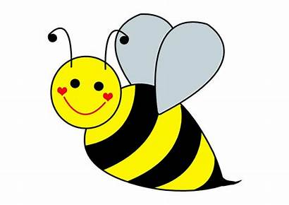 Bee Clipart Bumble Clip Bumblebee Bees Abeja