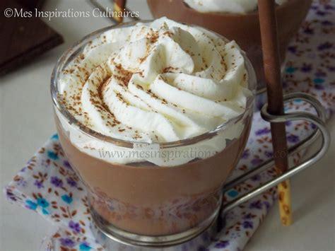 recette chocolat liegeois le cuisine de samar
