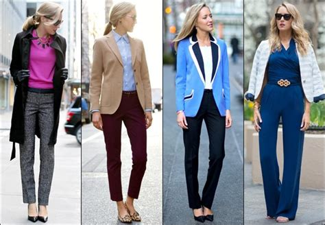 What To Wear To Work From Formal