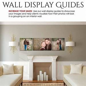 1000 images about photography wall displays on pinterest With photoshop room templates