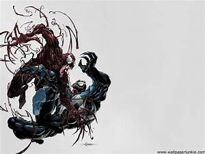 Venom and Carnage Wallpaper - WallpaperSafari