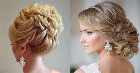 updo wedding hairstyles  hair color ideas  bride