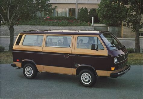 volkswagen vanagon cars of a lifetime 1982 vw vanagon diesel slower than a
