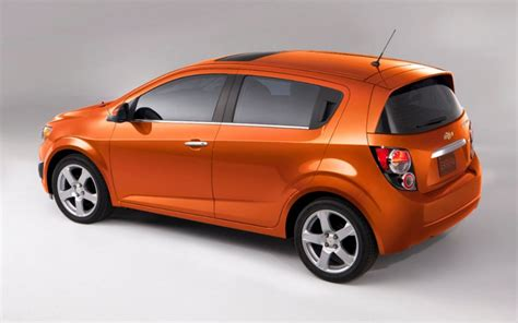 Chevy Sonic Hatchback Review by 2013 Chevrolet Sonic Hatchback