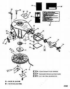 Mercury  Mariner 15 Sea Pro Xd  Starter Assembly Manual