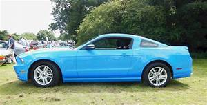 Grabber Blue 2013 Ford Mustang Coupe - MustangAttitude.com Photo Detail