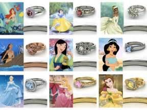 disney princess wedding rings disney inspired princess rings nikkis fashion diary